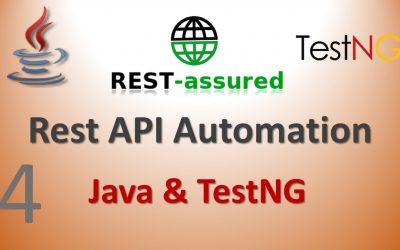 API Tests Automation Using Restassured In Hindi